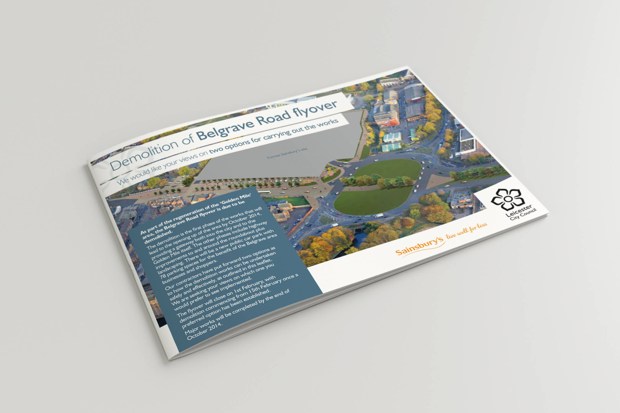 Brochure Mock Up